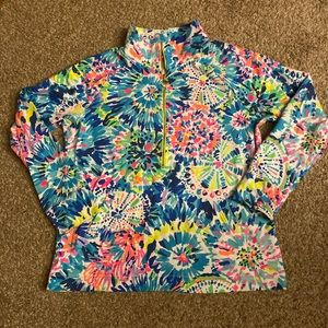 Lilly Pulitzer Tops - Lily Pulitzer Skipper Popover